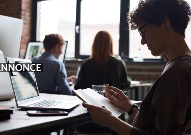 Ein Ort für die Arbeit und den zwischenmenschlichen Austausch